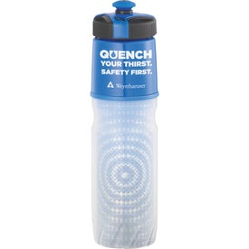 Cool Gear Insulated BPA Free Squeeze Bottle (20 Oz.)