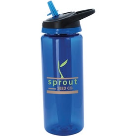 Cool Gear Straightwall Pure Bottle Branded with Your Logo