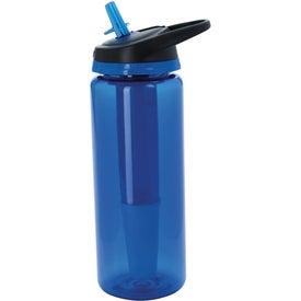 Branded Cool Gear Straightwall Pure Bottle