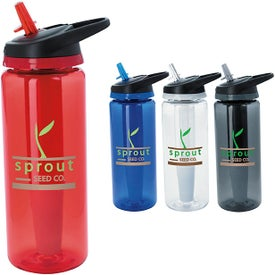 Cool Gear Straightwall Pure Bottle for Marketing