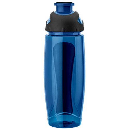 Blue Corazza Tritan Water Bottle