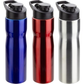 Crescent Stainless Steel Bottle (25 Oz.)