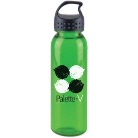 Poly-Pure Bottle with Crest Lid for your School