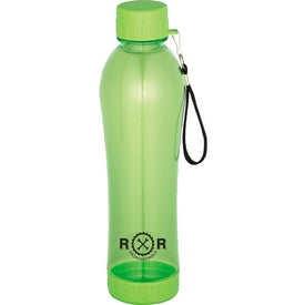 Printed Curacao Tritan Sports Bottle