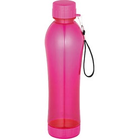 Curacao Tritan Sports Bottle with Your Slogan