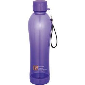 Curacao Tritan Sports Bottle for Your Organization