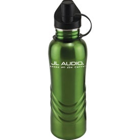 Curve Stainless Bottle Giveaways