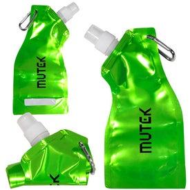 Monogrammed Curvy Flexi-Bottle