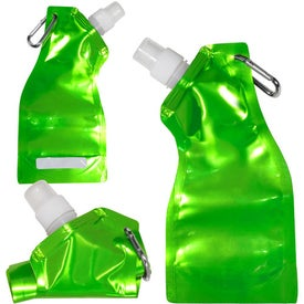 Advertising Curvy Flexi-Bottle