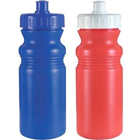Cycle Bottle with Your Slogan