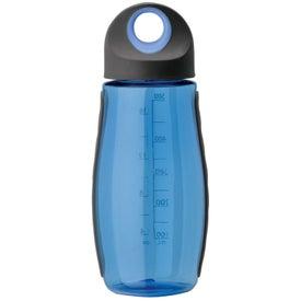 Customized Damaso Tritan Water Bottle
