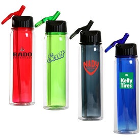 The Darien Insulated Tritan Water Bottle Branded with Your Logo