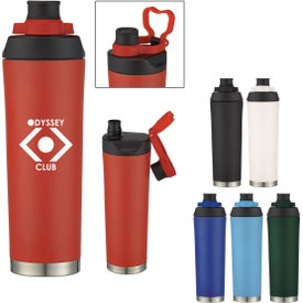 Davenport Stainless Steel Bottle (22 Oz.)