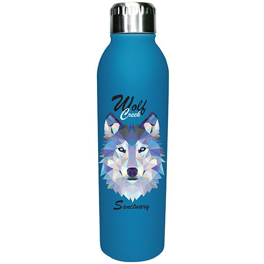 Bright Blue Deluxe Halcyon Water Bottle