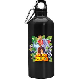 Digital Aluminum Sports Bottle (20 Oz.)