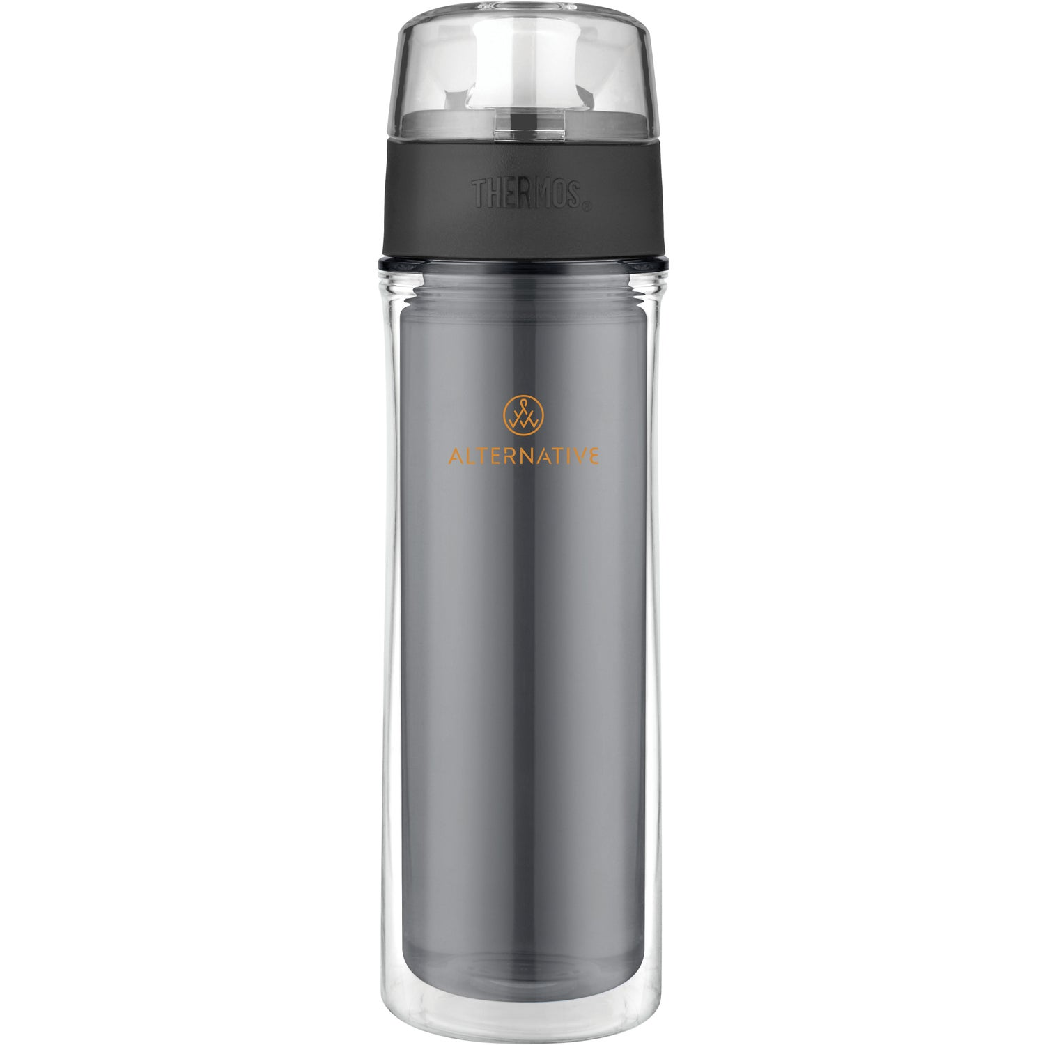 Thermos Double Wall Hydration Bottle (18 Oz ...