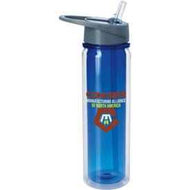 Double Wall Sport Bottle (20 Oz.)