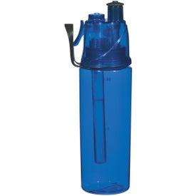Custom Dual Chamber Sip-N-Spray