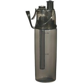 Dual Chamber Sip-N-Spray for Customization
