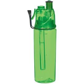 Customized Dual Chamber Sip-N-Spray