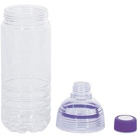 Logo Easy-Clean Water Bottle