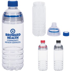 Easy-Clean Water Bottles (28 Oz.)