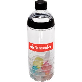 Easy Fill Tritan Bottle and Ice Cubes Set (20 Oz.)