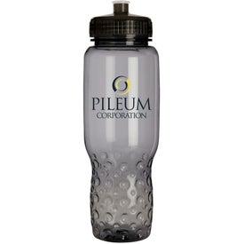 Custom Easy Grip Water Bottle