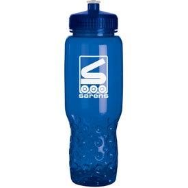 Printed Easy Grip Water Bottle