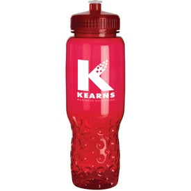 Easy Grip Water Bottle for Customization