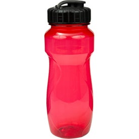 Eclipse Bottles with Flip Top Lid (24 Oz.)