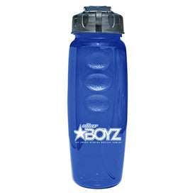 Eco Fresh Lite Grip Bottle with Your Slogan