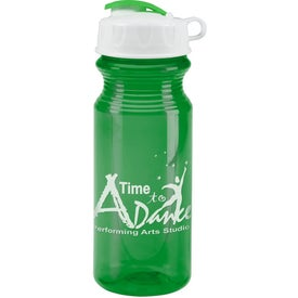 Printed Eco Fresh Lite Sports Bottle