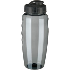 Company Gripper Poly Clear Bottle