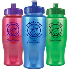 Personalized Eco Pearl Sports Bottle