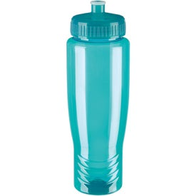 Company Eco Poly Clear Bottle