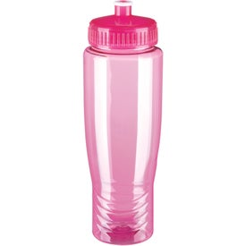 Customized Eco Poly Clear Bottle