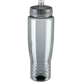 Eco Poly Clear Bottle for Your Organization