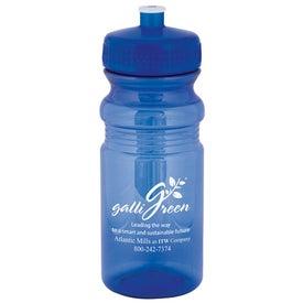 Custom Polyclear Bottle