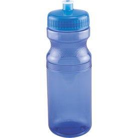 Polyclear Bottle for Marketing