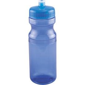 Polyclear Bottle for Marketing