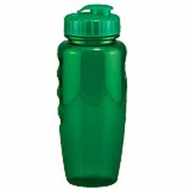 Logo Polyclear Gripper Bottle