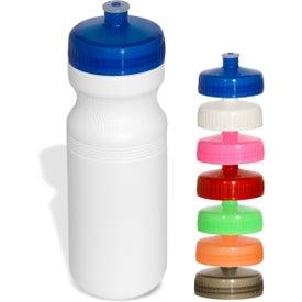 Imprinted Eco-Safe Large Water Bottle
