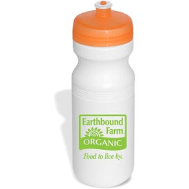 Logo Eco-Safe Large Water Bottle