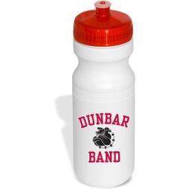 Branded Eco-Safe Large Water Bottle