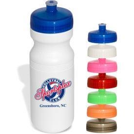 Custom Eco-Safe Large Water Bottle