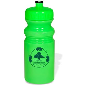 Eco-Safe Small Water Bottle Printed with Your Logo