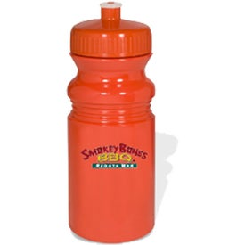 Monogrammed Eco-Safe Small Water Bottle