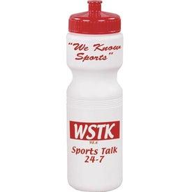Spill-Resistant Sport Bottle (28 Oz.)