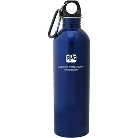 Logo Eco Stainless Steel Bottle